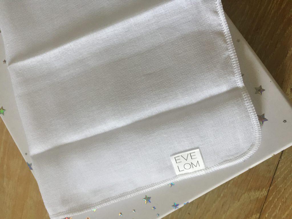 eve lom muslin cloth