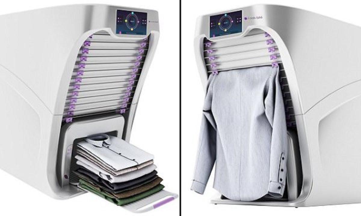 robot-laundry-folding-home-appliance
